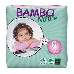 Eko pieluszki BAMBO NATURE...