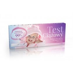 Test ciążowy płytkowy...